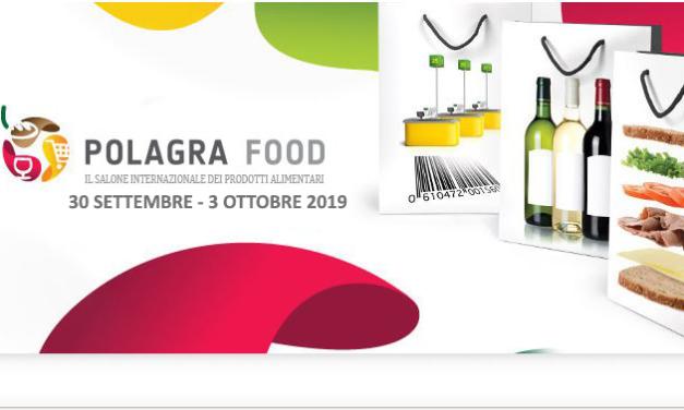 POLAGRA FOOD ─ 30 settembre – 3 ottobre 2019 Poznan, Polonia